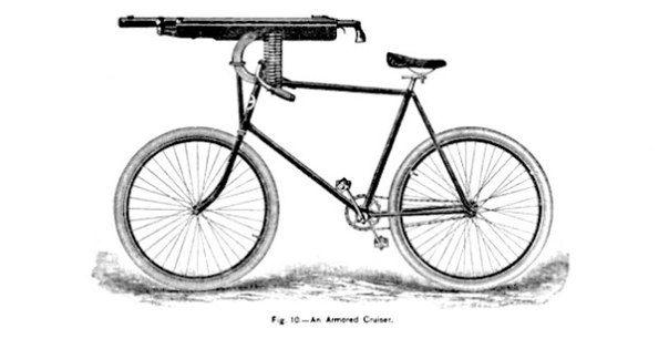 Велосипеды войны.