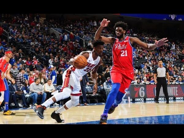 Chicago Bulls vs Philadelphia 76ers - Full Game Highlights (January 17, 2020) | 2019-20 NBA Season