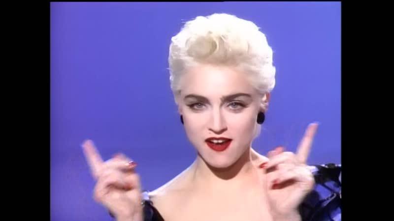 Madonna - True Blue (Remix) By Alex's Mastermix