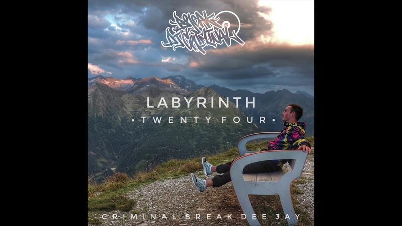 Break Dj Criminal - Labirynth ( Twenty Four ) PREVIEW
