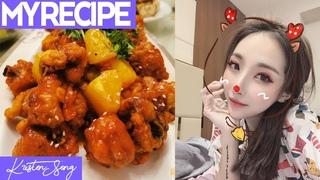 My Food Recipe | Kristen Song | Tapin