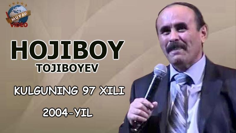 Hojiboy Tojiboyev Kulginning 97 xili nomli konsert dasturi 2004