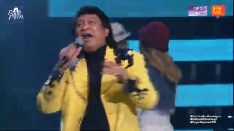 Roy Freddie Mercury Queen CTCL Minggu 5 Gegar Vaganza 2019
