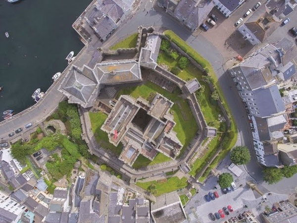 The Story of Castle Rushen One of Europe's best preserved Medieval Castle