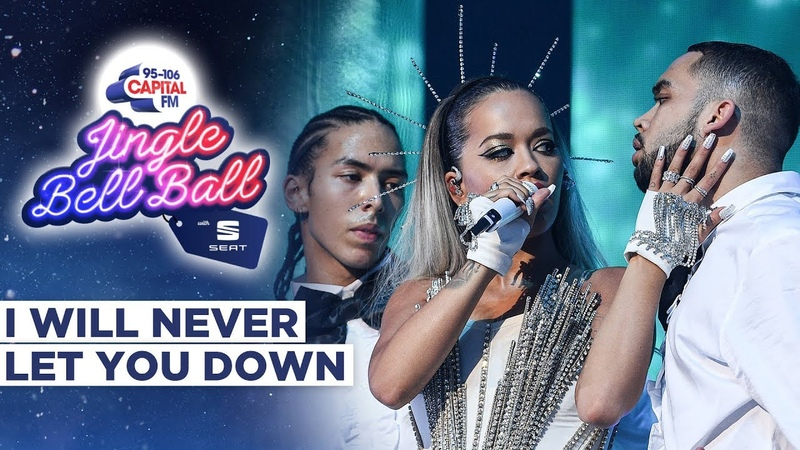 Rita Ora - I Will Never Let You Down (Live at Capital's Jingle Bell Ball 2019) | Capital