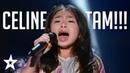 POWERFUL Performances By Celine Tam On Got Talent Around The World Got Talent