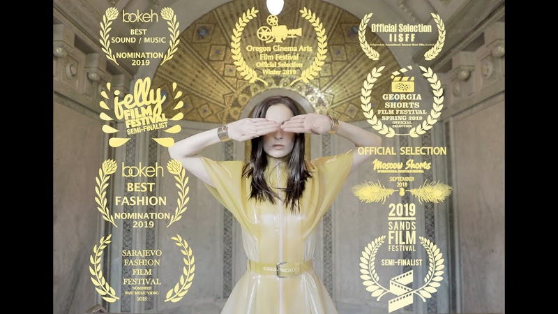 IN STRICT CONFIDENCE Mercy Fashion film Music video 2018