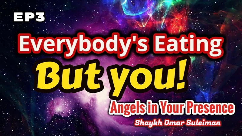 The Blessed Moments Of Angels' Prayer On You Suhoor A Dua For Being Served With Iftar AIYP Ep 3