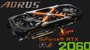 Видеокарта Aorus RTX 2060 Xtreme Обзор распаковки Что такое RTX Хороша ли она будет в будущем