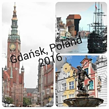 VLOG1 ОБЗОР ГОРОДА ГДАНЬСК,ПОЛЬША   Gdansk, Poland 2016