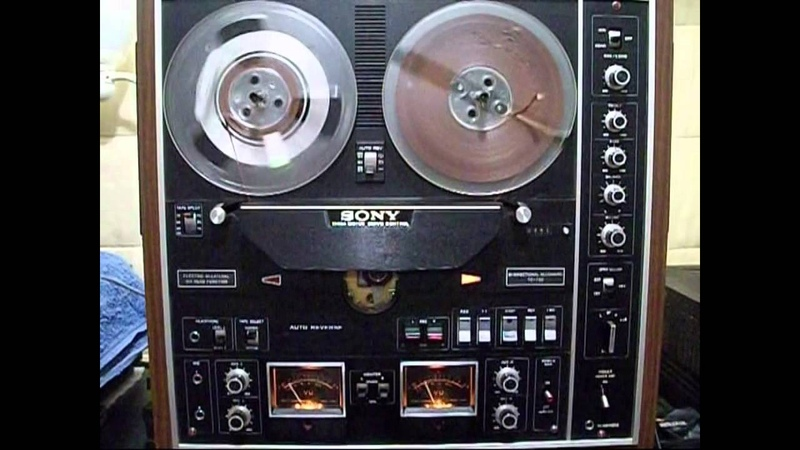 Reel to Reel - Dire Straits - Once Upon a Time in the West - Sony TC-730