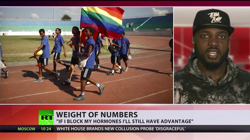 'I broke women's record you've no proof I didn't identify as such' Rapper on trans sport issue