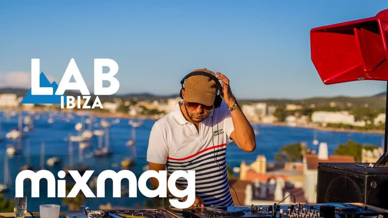 Deep House presents NIGHTMARES ON WAX sunset set in The Lab IBZ liveset@deephouse_top