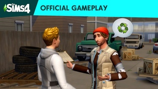 The Sims™ 4 Eco Lifestyle: Official Gameplay Trailer
