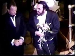Whitney Houston, Pavarotti, Sting, Elton John - La Donna e Mobile 1994