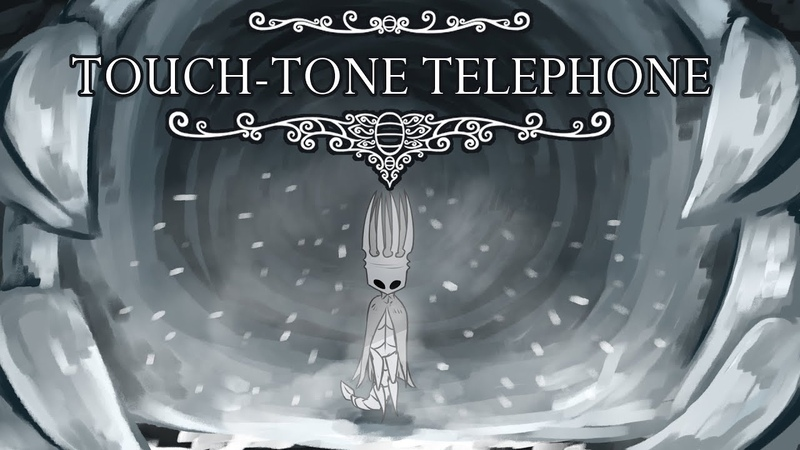 Hollow Knight Touch Tone Telephone PMV