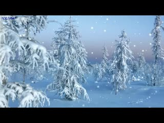 Волшебная музыка зимы))) Уютной и теплой зимы вам )))