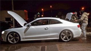 Купили самую дешёвую Audi RS 5 в России!