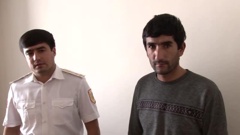 Сотрудники милиции города Душанбе задержали предполагаемых убийц двух женщин