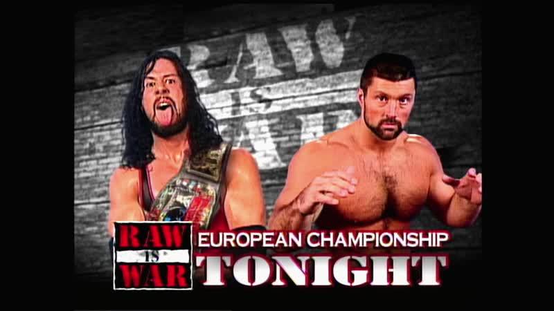 WWF Raw Is War 26 10 1998 X Pac vs Steve Blackman