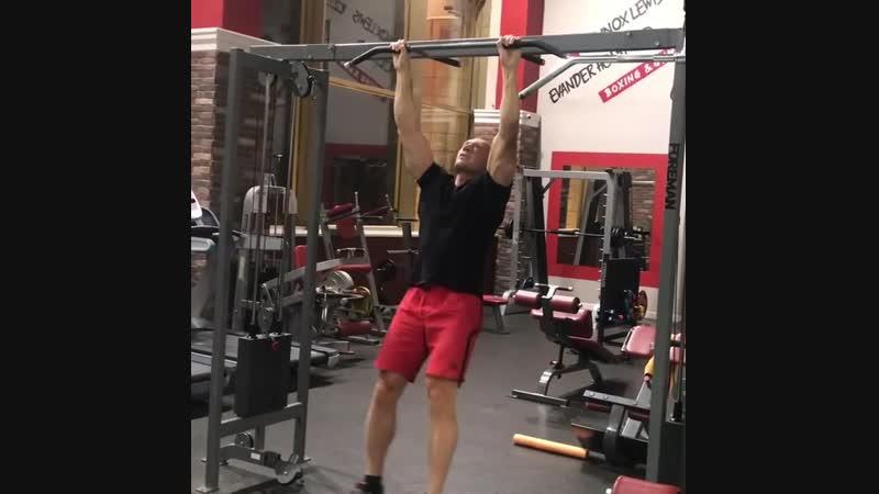 Денис Семенихин о тренировке мышц пресса