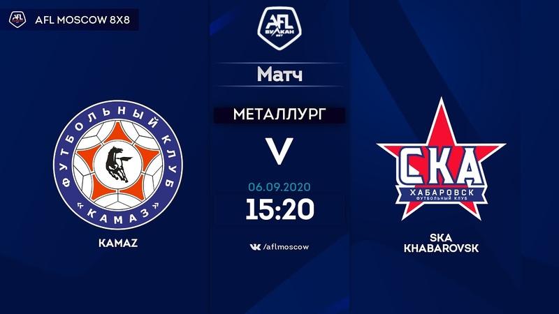 AFL20 Russia Premier League Day 6 Kamaz SKA Khabarovsk