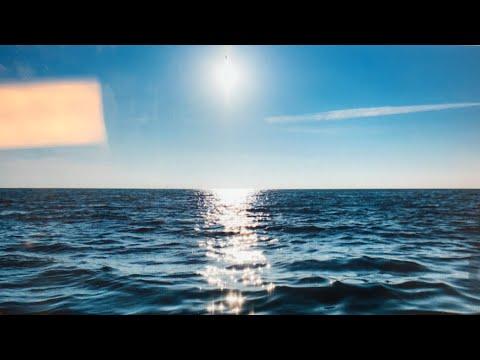 Как нарисовать море акварелью для начинающих