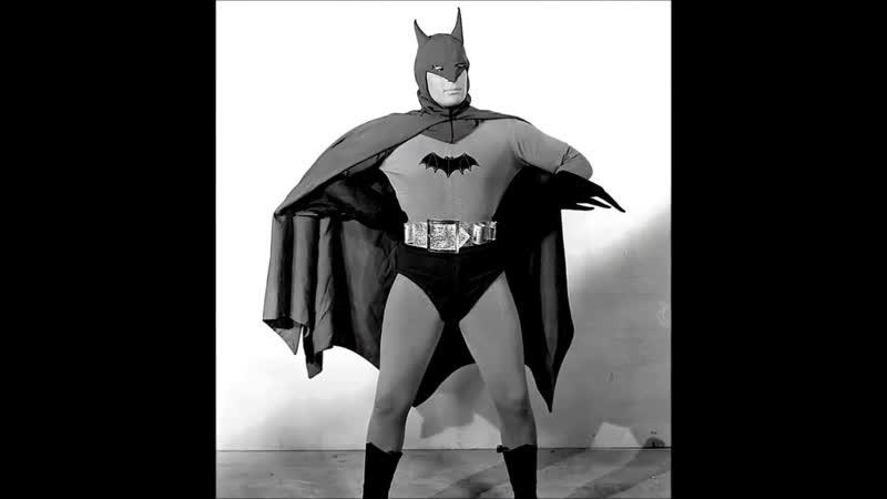 Бэтмен 1943 13 эпизод Batman Киносериал DC Comics
