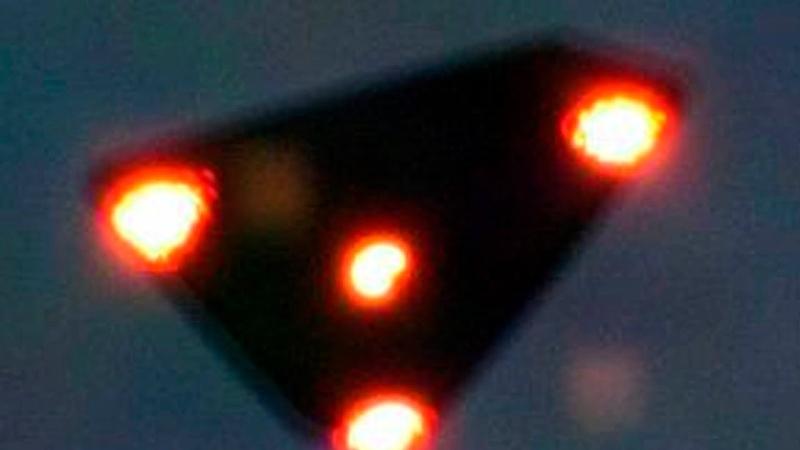 Я видел НЛО которое не могу забыть