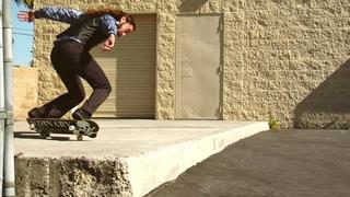 "Richie Jackson's ""Death Skateboards"" Part"