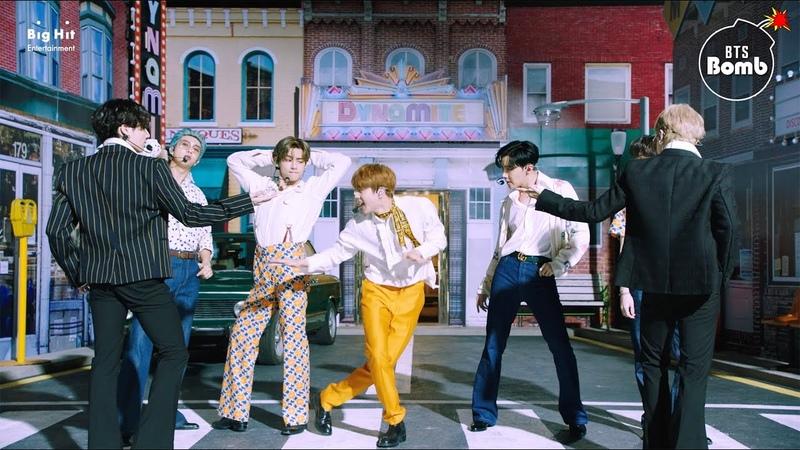 BANGTAN BOMB 'Dynamite' Stage CAM BTS focus @ 2020 iHeartRadio Music Festival BTS 방탄소년단