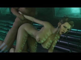 Scarlet doggy style vaginal rough sex r34 (echiee) [Final fantasy VII]