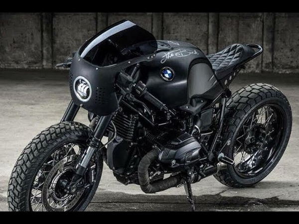 BMW R nineT Shadowboxer by K Speed Customs