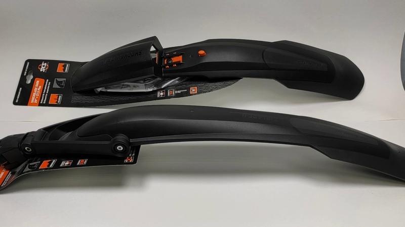 Велосипедные крылья SKS