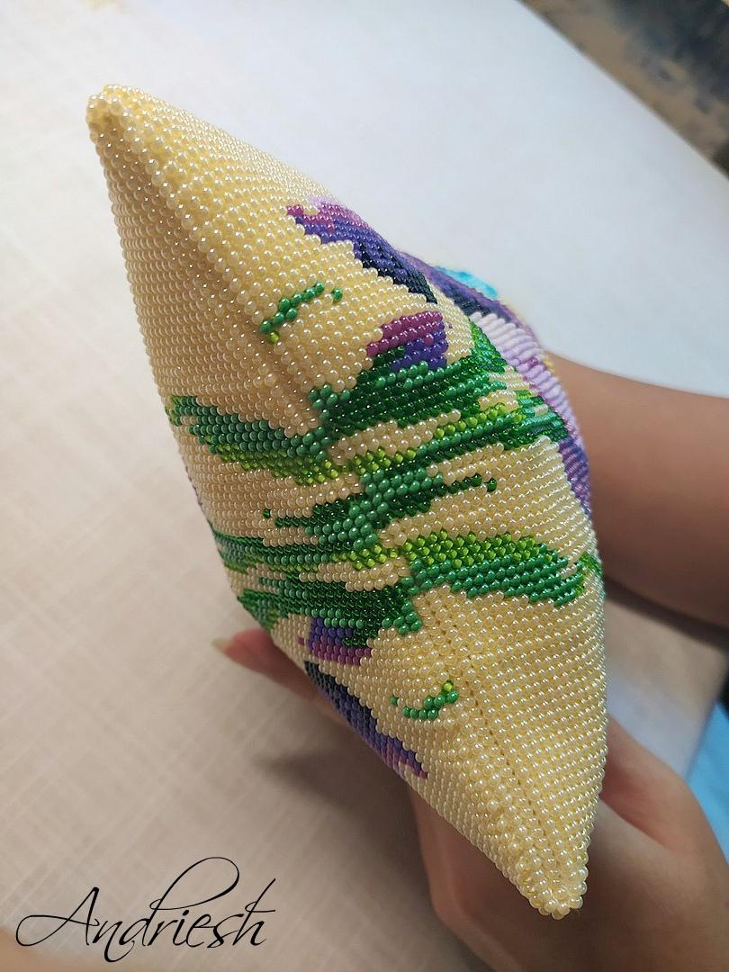 Как я сшиваю донышко и вшиваю в сумки подклад и фермуар., изображение №10