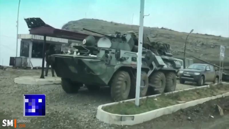 Сотни погибших военных Армении запечатлели журналисты на дороге Лачин Ханкенди 18