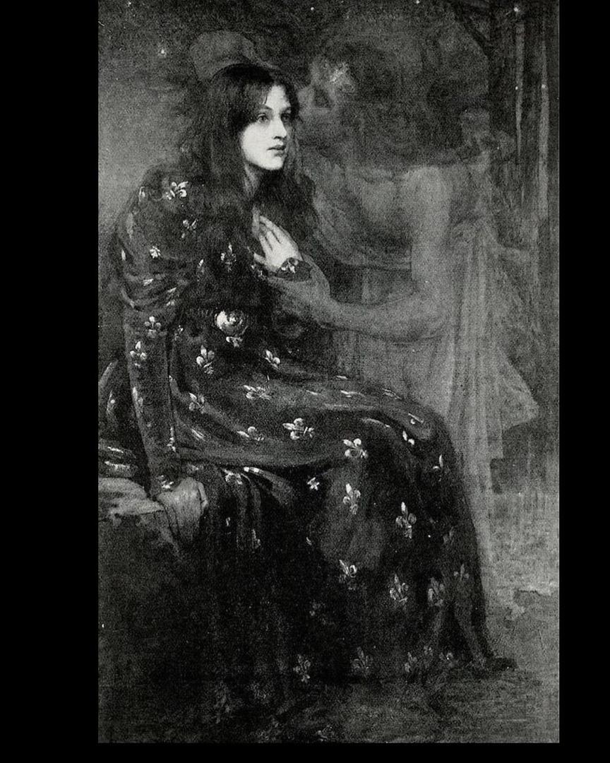 Тихий голос, Джеральд Мойра, 1898 г.