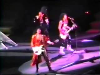 KISS Live In New York 12/16/1985 Asylum Tour