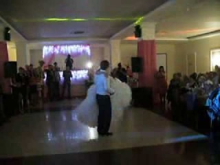 Прекрасный свадебный танец!!!
