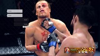 VBL 29 Bantamweight Henry Cejudo vs Urijah Faber