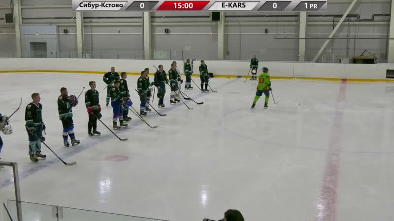 ХК Сибур-Кстово - ХК E-CARS (группа АБ) Чемпионат города Нижнего Новгорода по хоккею с шайбой msn