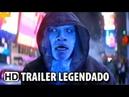 O Espetacular Homem-Aranha 2 - A Ameaça de Electro: Trailer Estendido Legendado (2014) HD