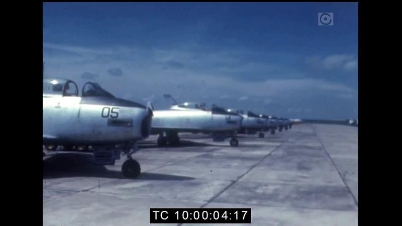 Hibah Pesawat F 86 Sabre Australia kepada Indonesia pada tanggal 9 April 1973