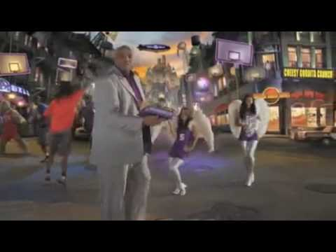 Charles Barkley Taco Bell Commercial
