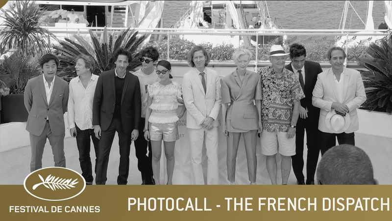 THE FRENCH DISPATCH PHOTOCALL CANNES 2021 EV