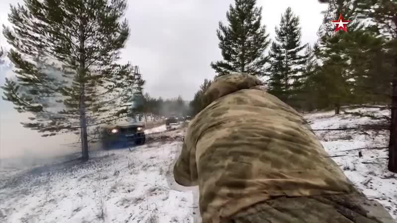 Военные связисты встречают профессиональный праздник на боевом посту