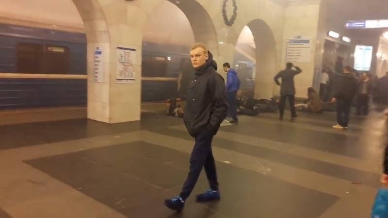 Версии по событиям в метро и реакция СМИ 3 я часть