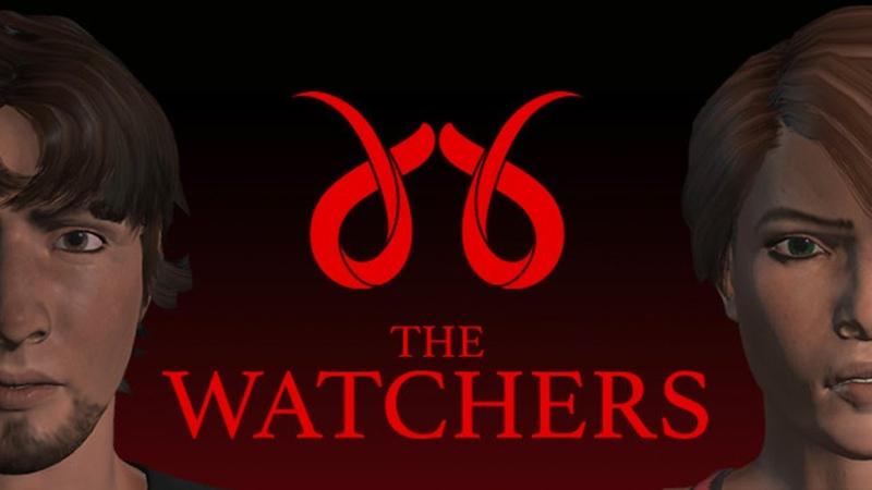 БРАТ СЕСТРА И СТАРЫЕ ИЗВРАЩЕНЦЫ The Watchers