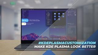 Make Your KDE Plasma Desktop Look Better
