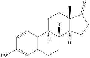 Формула эстрогена